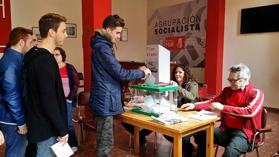 Psoe motril vota a favor del acuerdo de gobierno con for Acuerdo de gobierno psoe ciudadanos