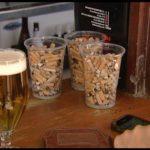 colillas cerveza
