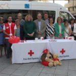 cruz roja 2016 banderita oficial
