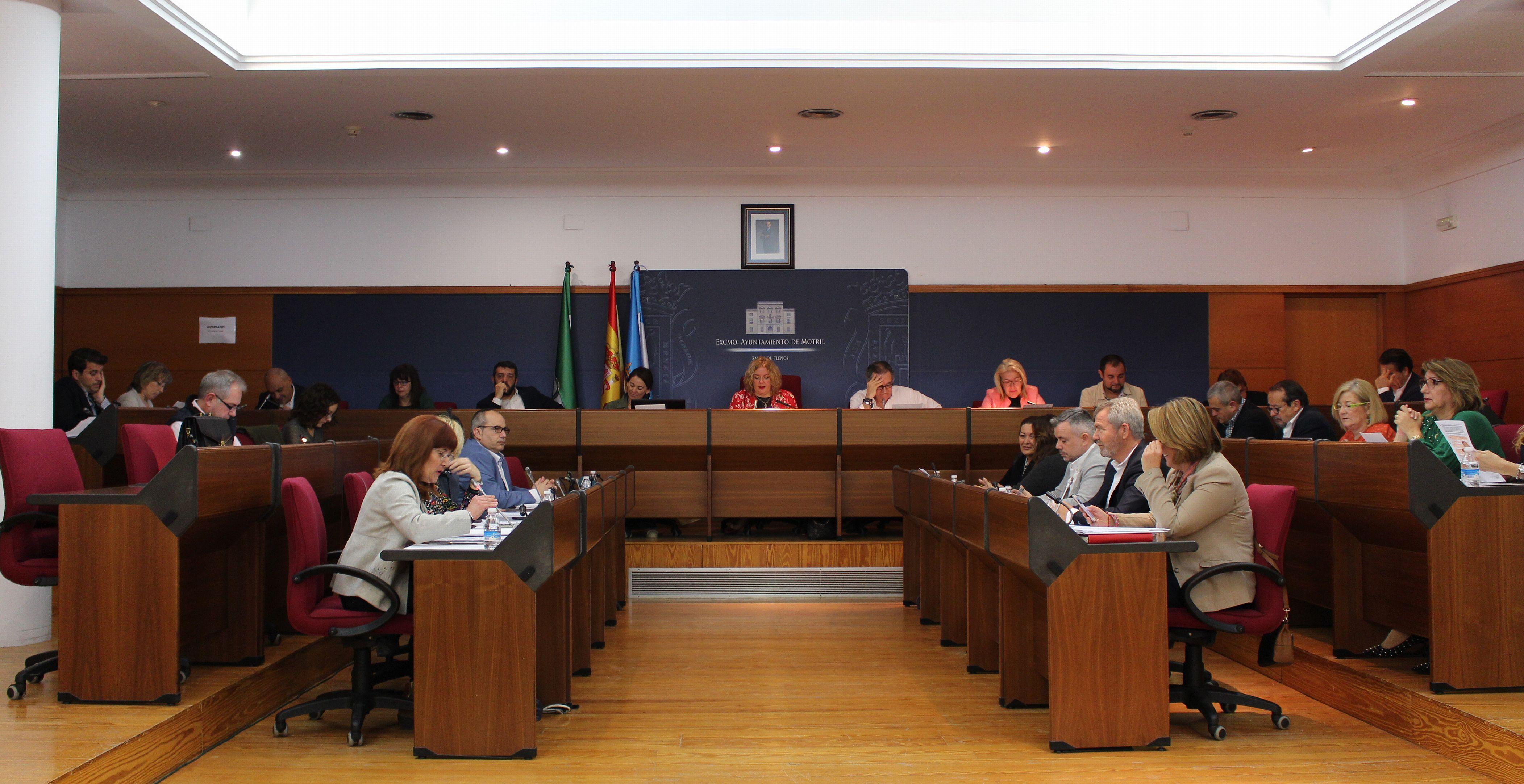 El Pleno aprueba el borrador del Convenio Marco para la reordenación ...